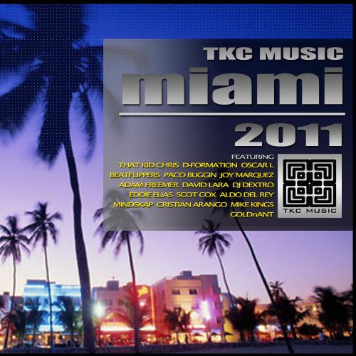 Album Art - TKC Music Miami 2011-LP Sampler
