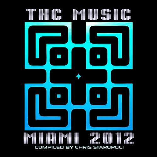 Album Art - TKC Music Miami 2012 - Compiled By Chris Staropoli