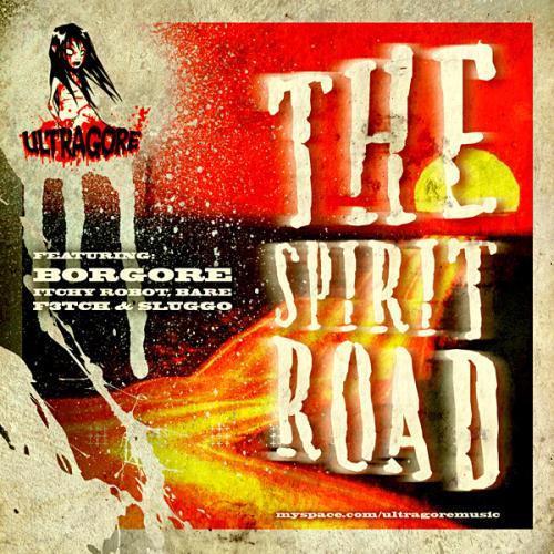 Album Art - The Spirit Road