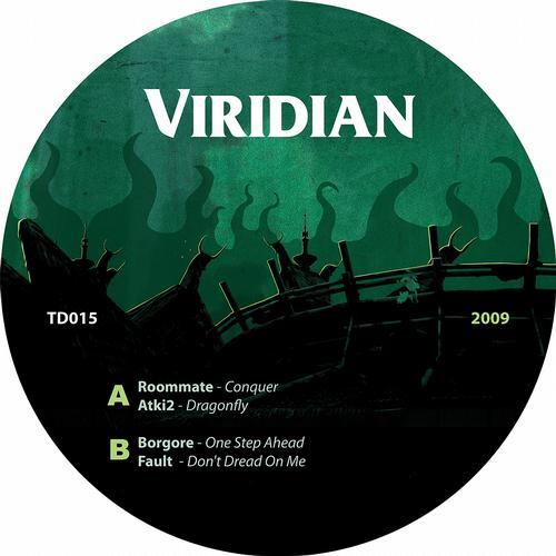 Album Art - Viridian