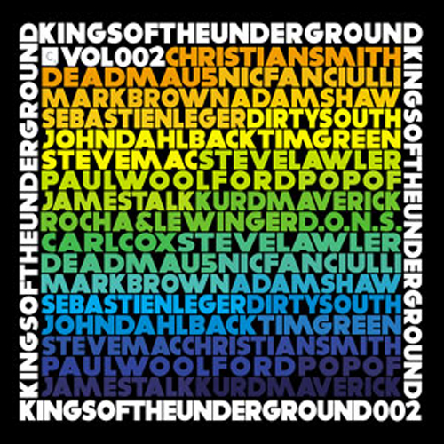 Album Art - Kings Of The Underground Volume 02