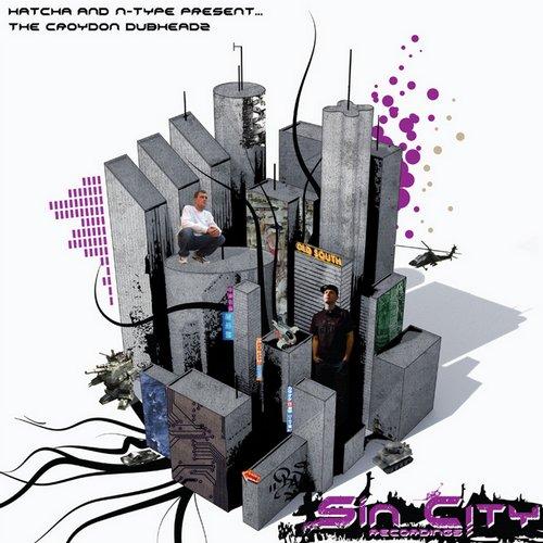 Croydon Dubheadz Album Art