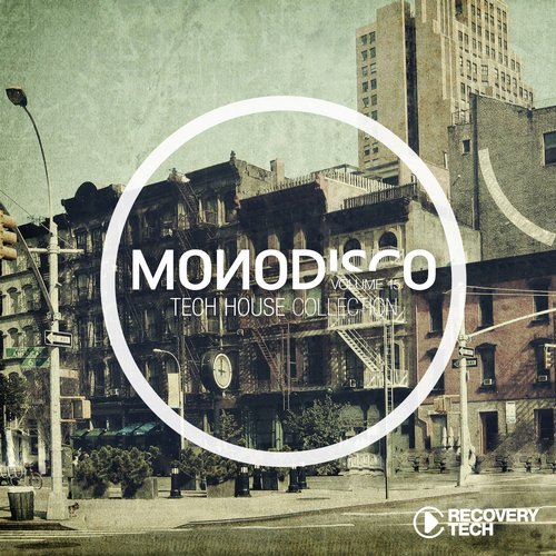 Album Art - Monodisco Volume 15
