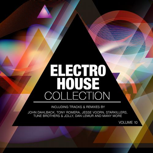 Album Art - Electro House Collection Volume 10