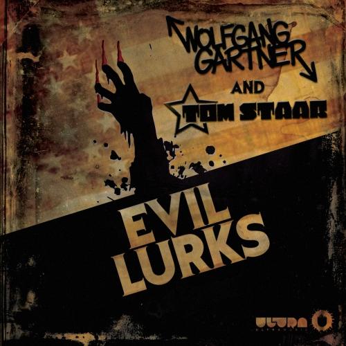 Album Art - Evil Lurks