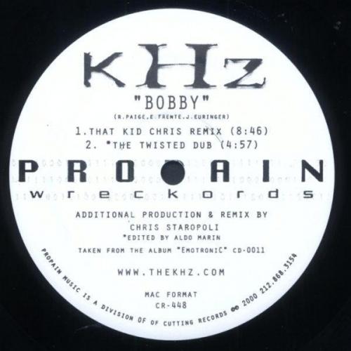 Album Art - Bobby