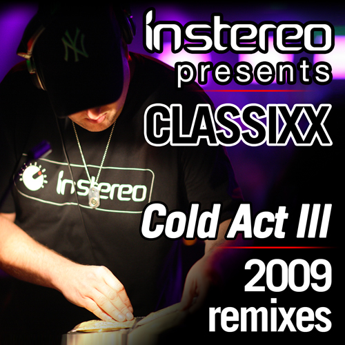 Album Art - Cold Act Ill