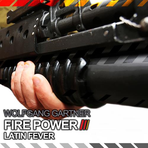 Album Art - Fire Power / Latin Fever