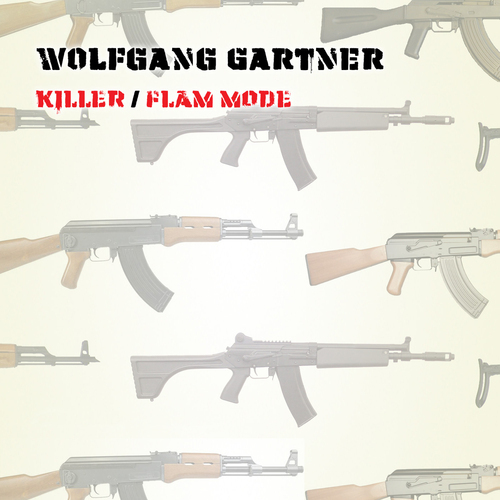 Album Art - Killer / Flam Mode
