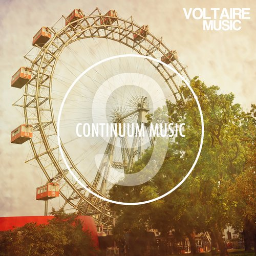Album Art - Continuum Music Issue 9