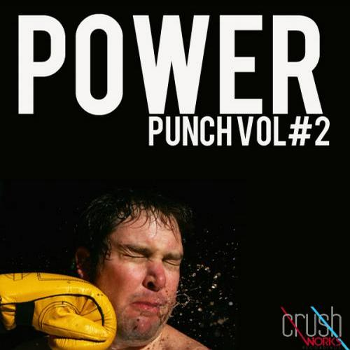 Album Art - Power Punch Vol#2