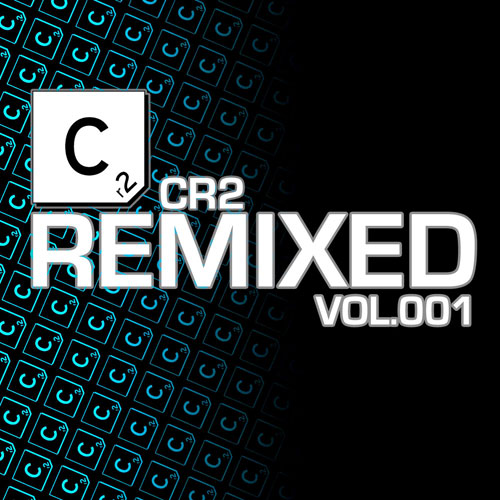 Album Art - Cr2 Remixed Volume 001