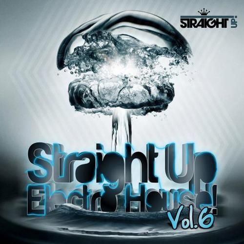 Album Art - Straight Up Electro House! Vol. 6