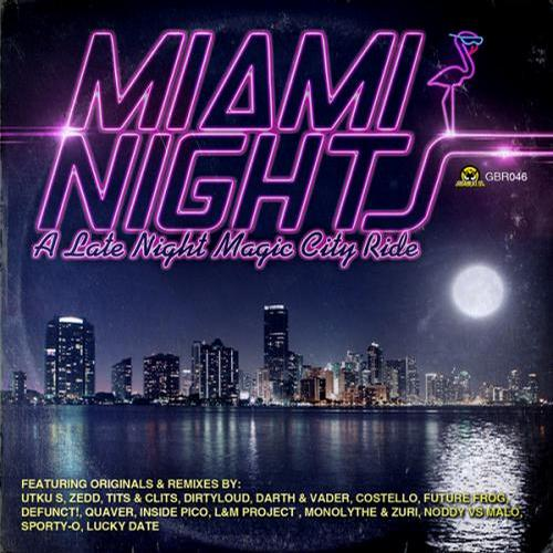 Album Art - Miami Nights
