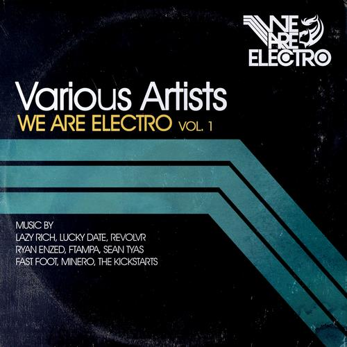 Album Art - We Are Electro Vol. 1