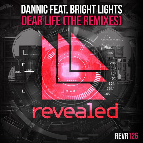Album Art - Dear Life - The Remixes