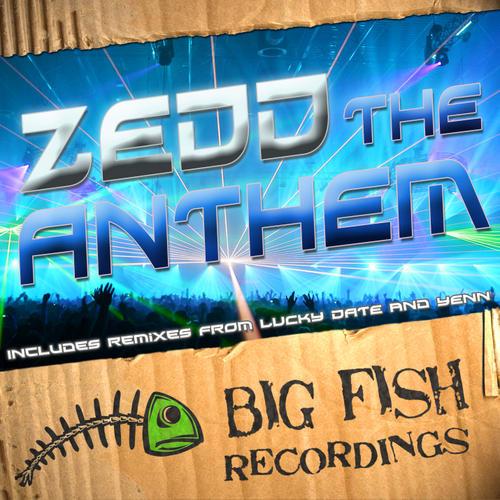 Album Art - The Anthem