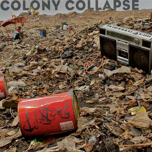 Album Art - Colony Collapse (Remix)