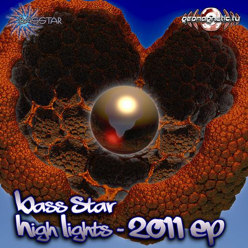 Album Art - Bass Star High Lights - 2011 EP