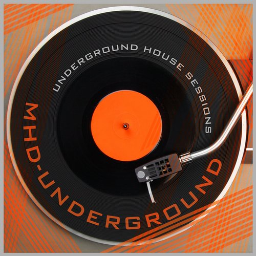 Album Art - Underground House Sessions