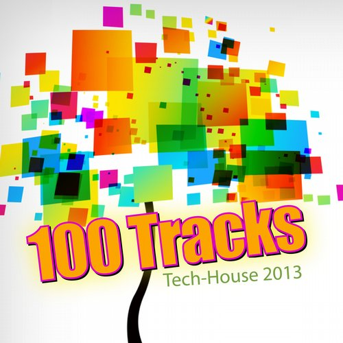 Album Art - Tech-House 2013 100 Tracks