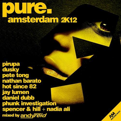Album Art - pure. amsterdam 2K12