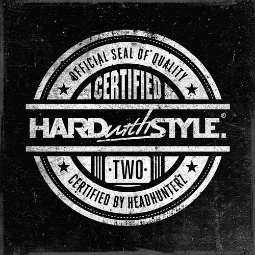 Album Art - HARD with STYLE Certified Two