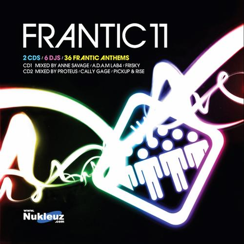 Album Art - Frantic 11