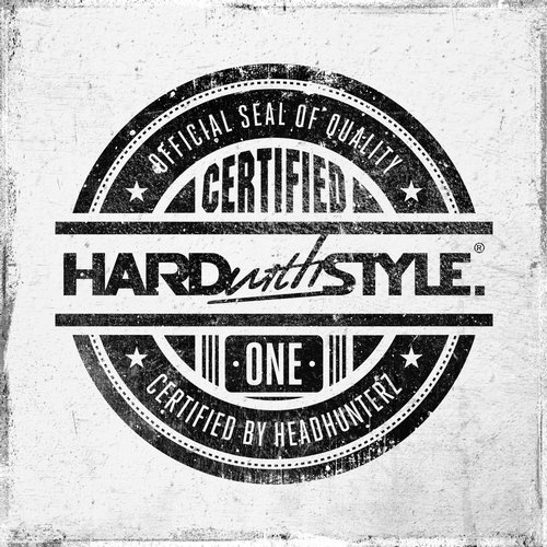 Album Art - HARD with STYLE Certified ONE