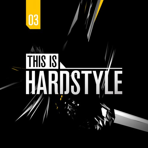 This is Hardstyle 3 Album Art