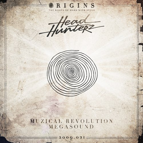 Album Art - The Muzical Revolution / Megasound