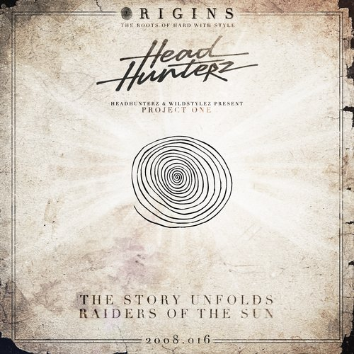 Album Art - The Story Unfolds / Raiders Of The Sun