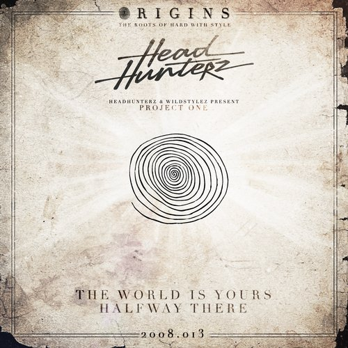 Album Art - The World Is Yours / Halfway There
