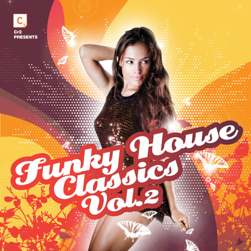 Funky house classics volume 002 by yousef carl cox dirty for Funky house classics