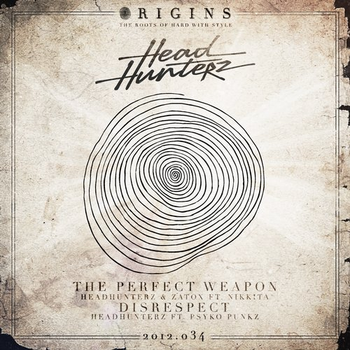 Album Art - The Perfect Weapon / Disrespect