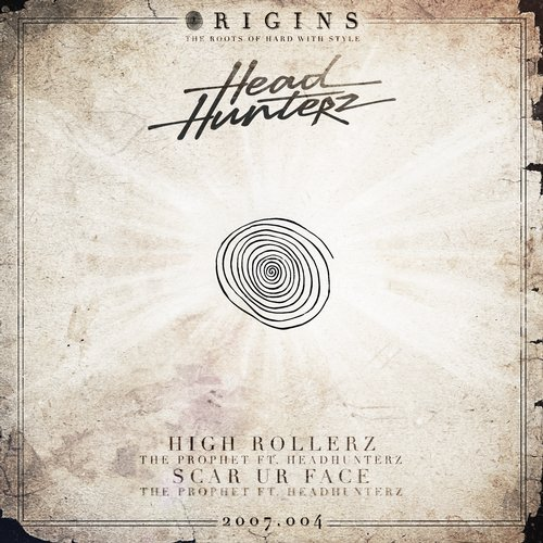 Album Art - High Rollerz / Scar Ur Face