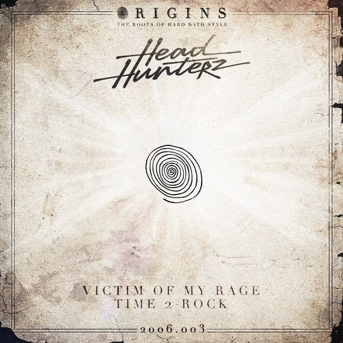 Album Art - Victim Of My Rage / Time 2 Rock