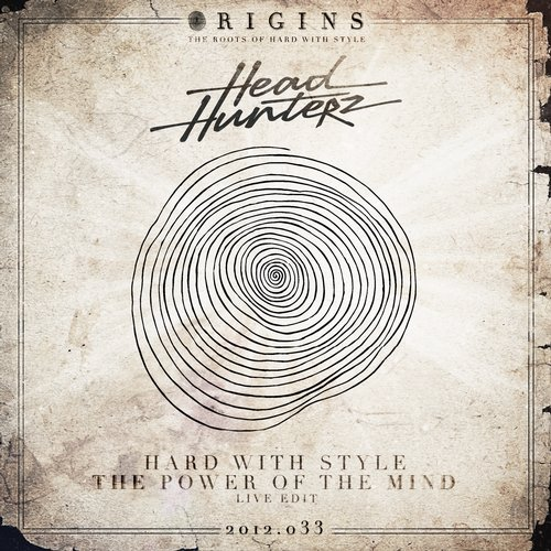 Album Art - Hard With Style / The Power Of The Mind