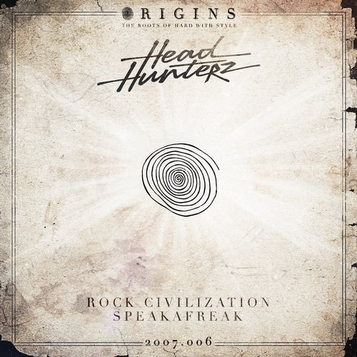 Album Art - Rock Civilization / Speakafreak