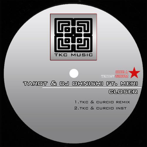 Album Art - Closer (TKC & Curcio Remix)
