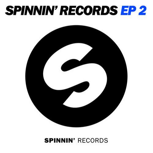 Album Art - Spinnin Records EP 2