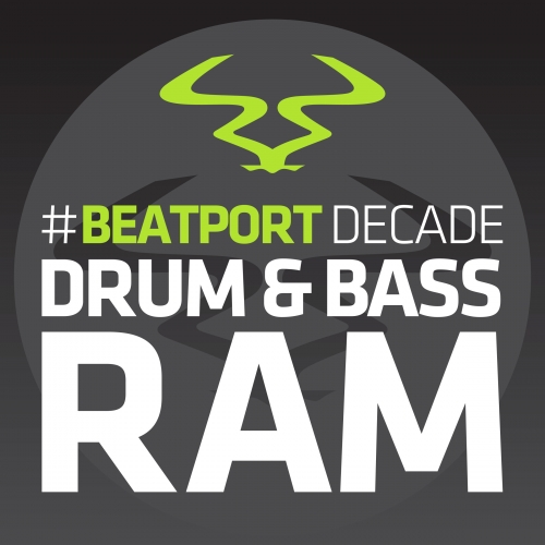 Album Art - Ram Records #BeatportDecade Drum & Bass