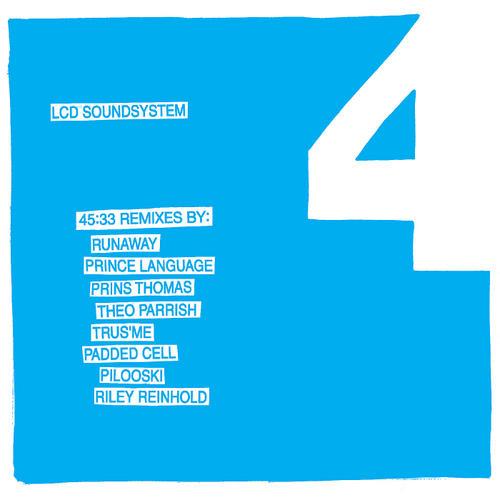 Album Art - 45:33 The Remixes