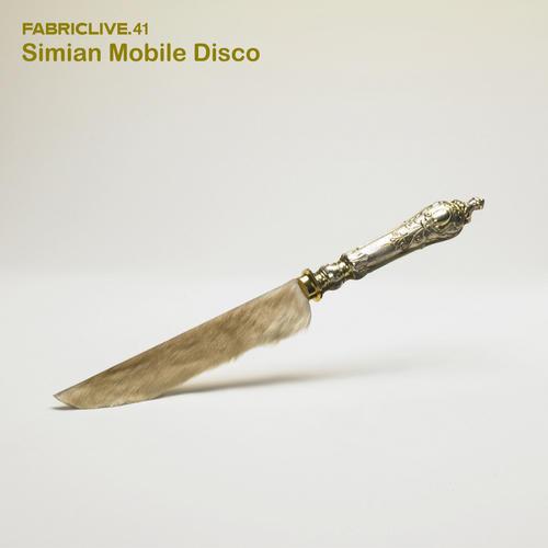 Album Art - Fabriclive 41: Simian Mobile Disco