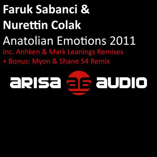 Album Art - Anatolian Emotions 2011