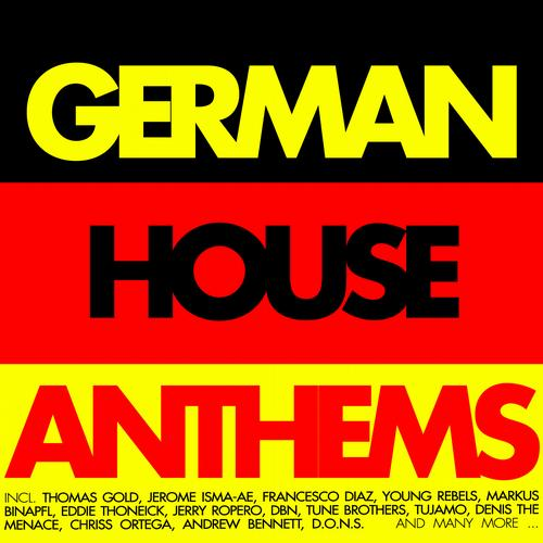 Album Art - German House Anthems