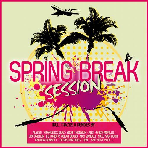 Album Art - Spring Break Session