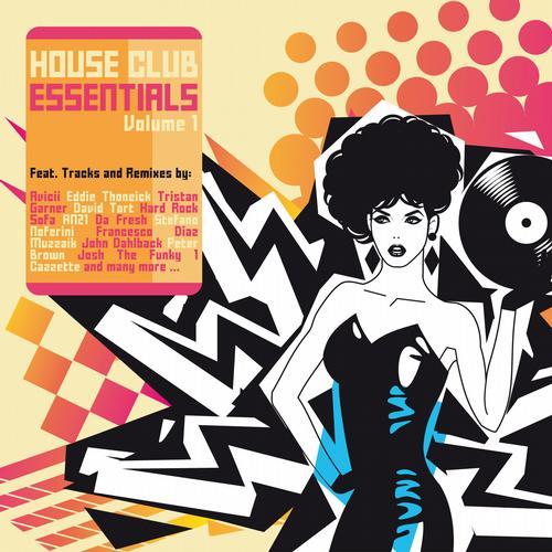 Album Art - House Club Essentials - Vol. 1