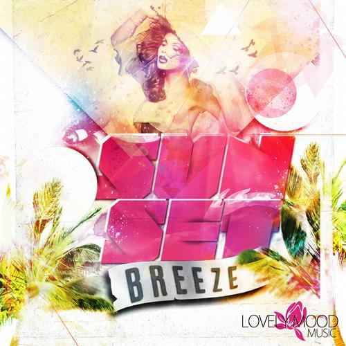 Sunset Breeze - Ibiza Beach Lounge Album Art