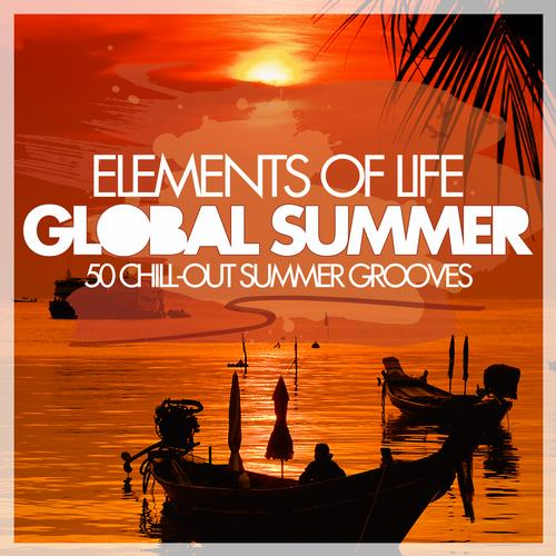 Album Art - Elements Of Life - GLOBAL SUMMER (50 Chill-Out Summer Grooves)